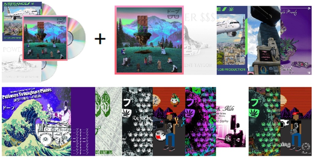 Full Discography v2